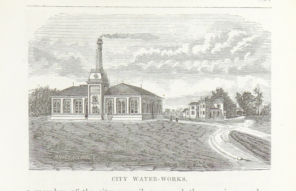 """Ohio from """"Columbus, Ohio: its history, resources, and progress. With ... illustrations"""""""