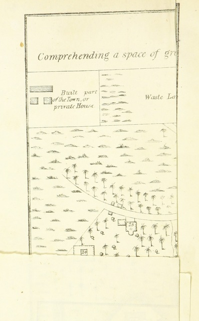 """map from """"An historical and archæological sketch of the City of Goa, preceded by a short statistical account of the Territory of Goa. Written by the authorization of the Government ... Illustrated with a map, a plan, and lithographic plates"""""""