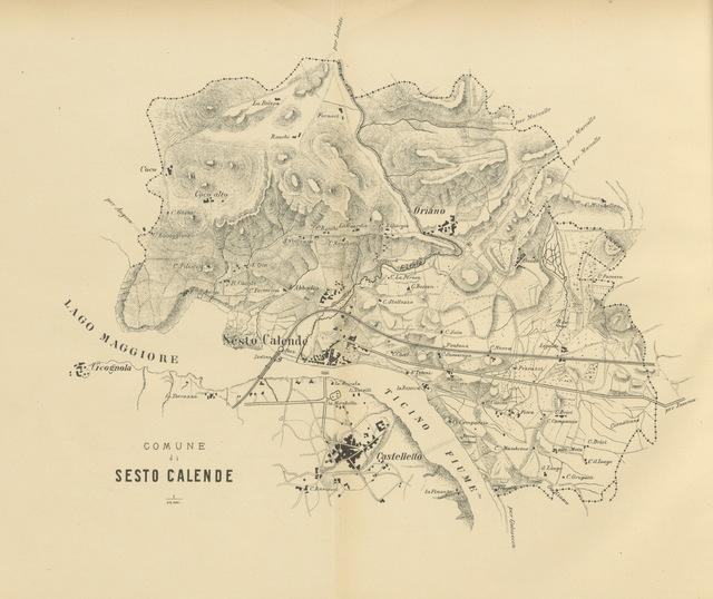 "map from ""Ricerche spettanti a Sesto Calende"""