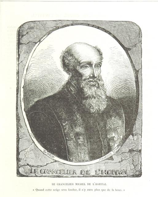 """bearded from """"Cent récits d'histoire de France ... Troisième édition. [Illustrated.]"""""""