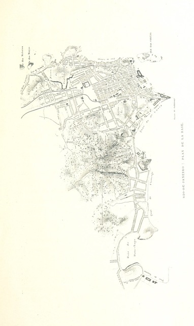 """map from """"À bord de la Junon ... Ouvrage illustré de cent cinquante dessins ... par H. M. Scott, G. de Saint Clair, etc"""""""