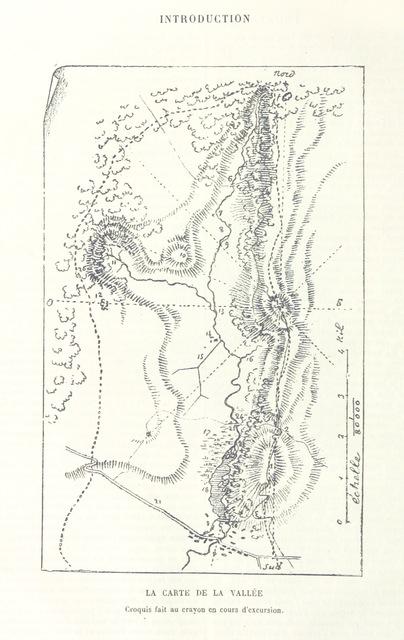 """map from """"Cent tableaux de géographie pittoresque, avec une introduction topographique"""""""