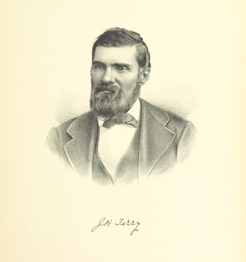 "portrait from ""History of Arkansas Valley, Colorado. [By W. B. Vickers and others.] Illustrated"""