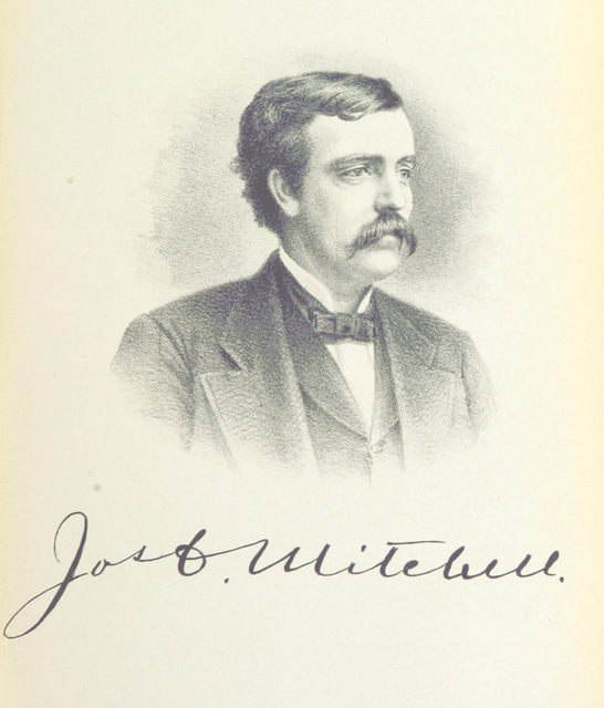 """portrait from """"History of Lucas County, Iowa ... Illustrated"""""""