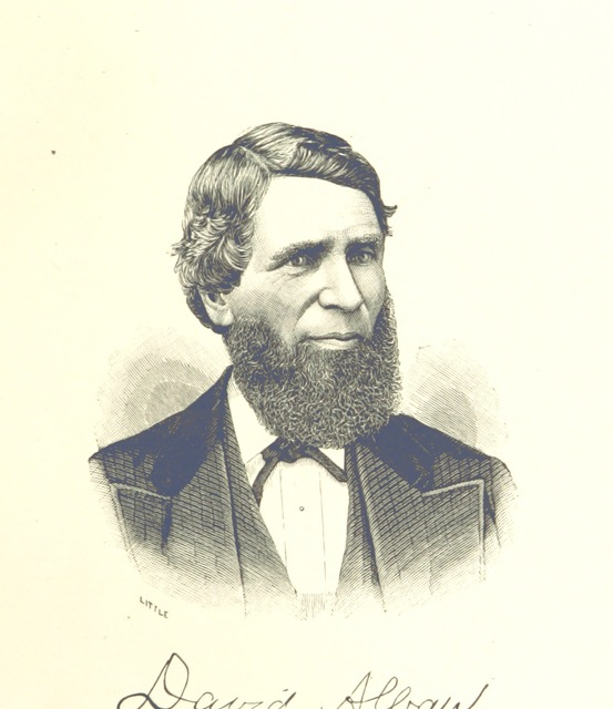 """portrait from """"History of Washington County, Ohio, with illustrations and biographical sketches"""""""