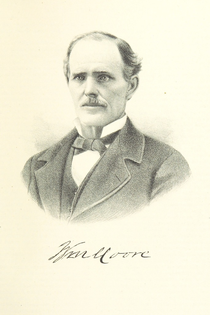 "William Moore from ""History of Arkansas Valley, Colorado. [By W. B. Vickers and others.] Illustrated"""