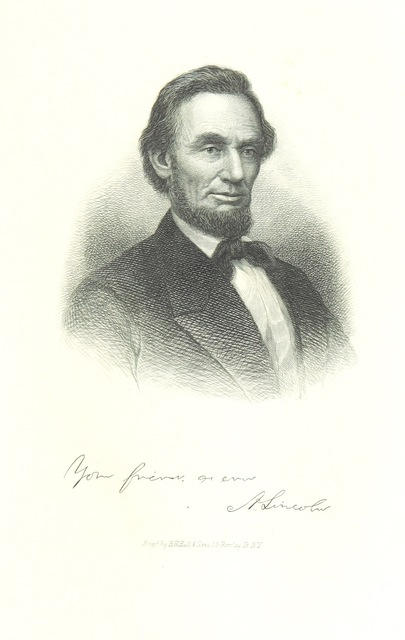 """Engraving from """"The Household Guide and Instructor. With biographies of the Presidents of the United States, and a ... history of Guernsey County, Ohio. [By C. S. Percival and others.] With illustrations"""""""