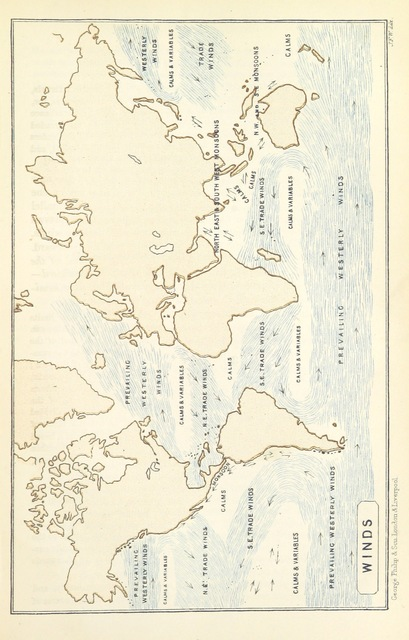 "map from ""[A class book of physical geography.]"""