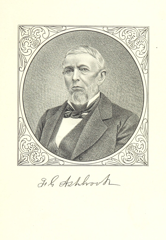 "portrait from ""History of Bourbon, Scott, Harrison, and Nicholas Counties, Kentucky. With an outline sketch of the Blue Grass Region, by R. Peter. Edited by W. H. Perrin. Illustrated"""