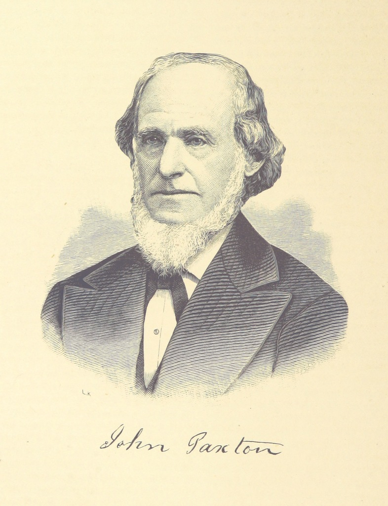 """portrait from """"History of Union and Middlesex Counties, New Jersey, with biographical sketches of many of their pioneers and prominent men. Edited by W. W. Clayton. Illustrated"""""""