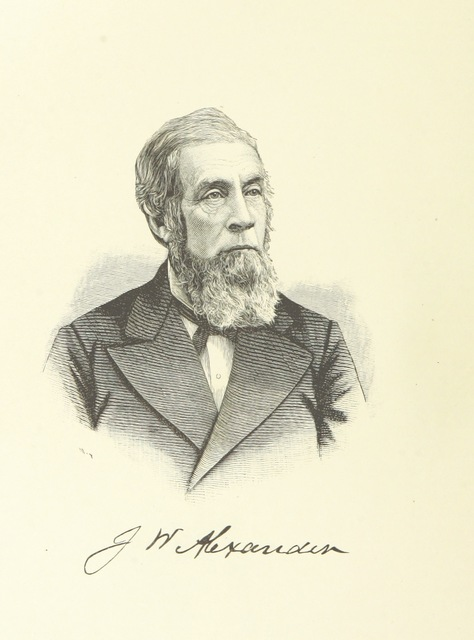 """portrait from """"History of Washington County, Pennsylvania, with biographical sketches of many of its pioneers and prominent men ... Illustrated. [With a map.]"""""""