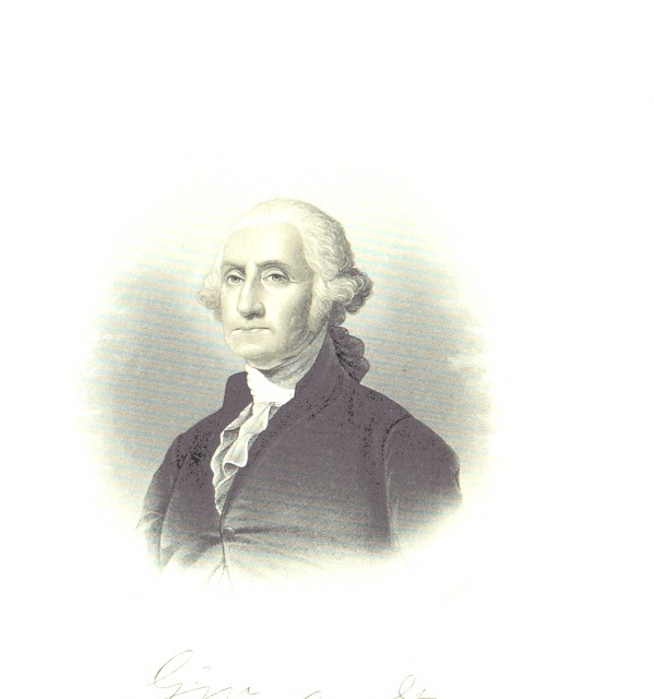 """Portraits from """"Washington-Irvine Correspondence. The official letters which passed between Washington and Brig.-Gen. William Irvine and between Irvine and others concerning military affairs in the West from 1781 to 1783. Arranged and annotated with an introduction ... by C. W. Butterfield. [With portraits and a map.]"""""""