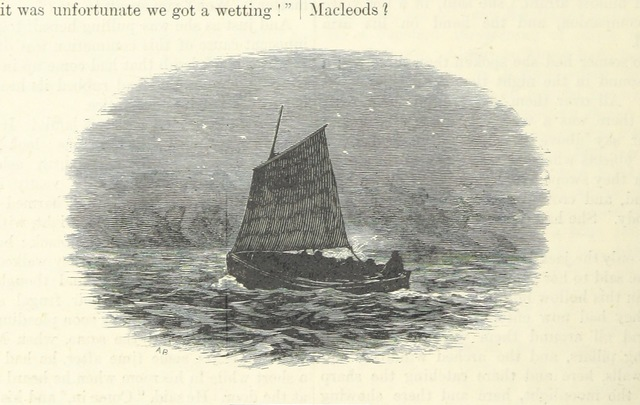 """ship from """"Gleanings from Popular Authors grave and gay. [In prose and verse.] Illustrated"""""""