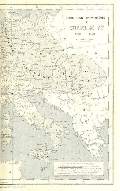 Dutch Republic Map on