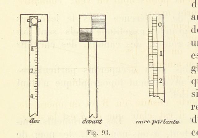 """Geometrie from """"Leçons de Topographie, etc"""""""