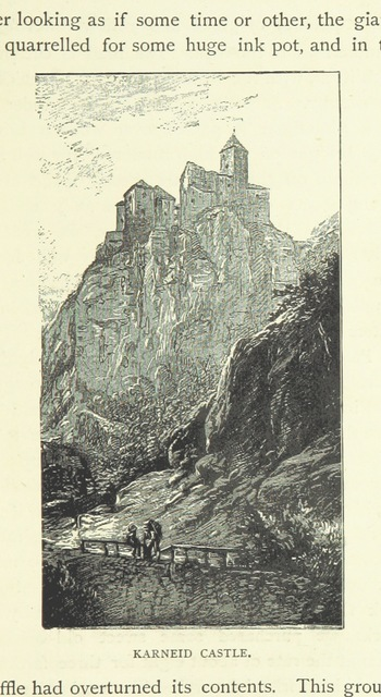 """South Tyrol from """"Rambles and scrambles in the Tyrol. By E. R. H. [i.e. E. R. Hill.] [With two chapters contributed by Henry Hill.]"""""""