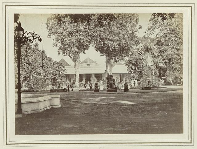 Huis van de resident