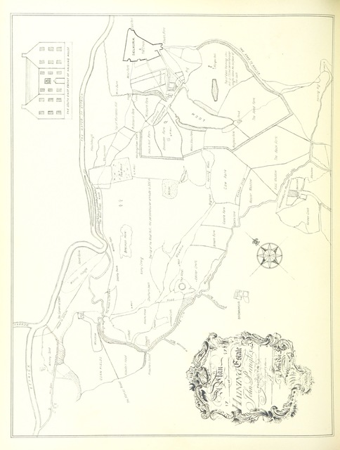 "map from ""The History of Selkirkshire; or, Chronicles of Ettrick Forest"""