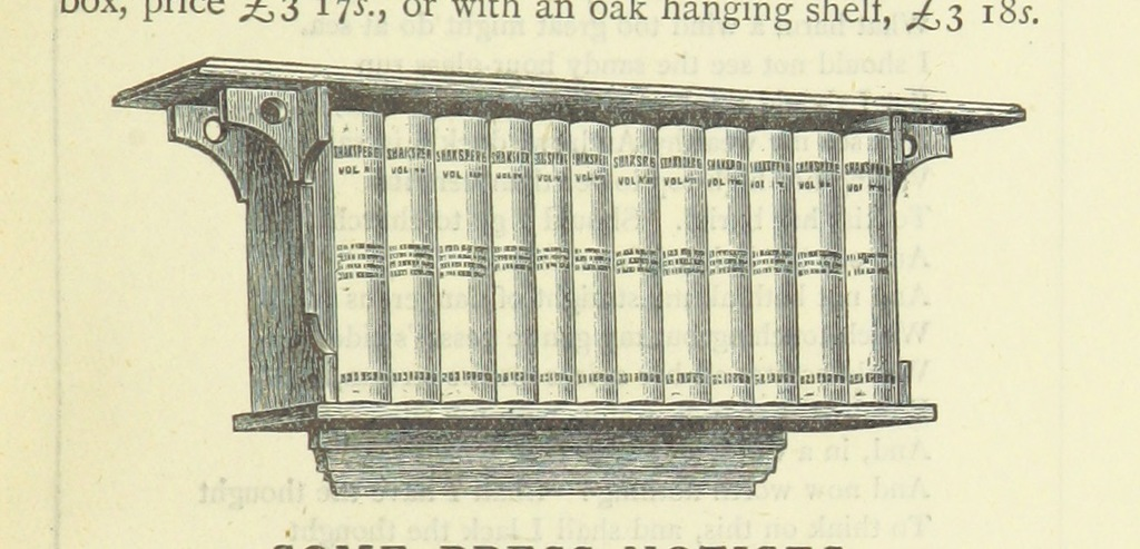 """bookshelf from """"A Summer in a Dutch Country House"""""""