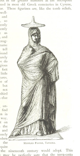 "figurine from ""Greek Pictures, drawn with pen and pencil"""