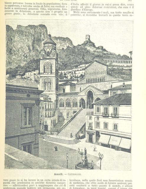 """Italy from """"L'Italia geografica illustrata, etc"""""""