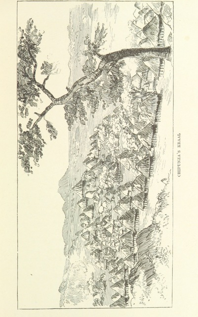"""kraal from """"[The Ruined Cities of Mashonaland: being a record of excavation and exploration in 1891 ... With a chapter on the orientation and mensuration of the temples by R. M. W. Swan. [With plates.]]"""""""