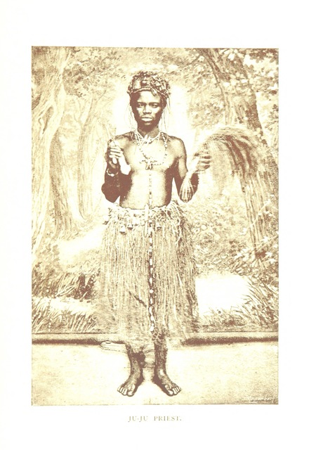 """religion from """"Round the Black Man's Garden ... With illustrations, etc. [An account of travels in Africa.]"""""""