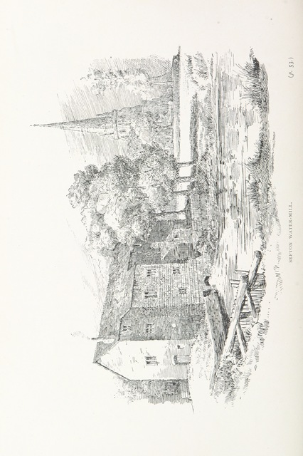 "Sefton Mill from ""Sefton. A descriptive and historical account, comprising the collected notes ... of ... E. Horley ... Together with the records of the Mock Corporation"""