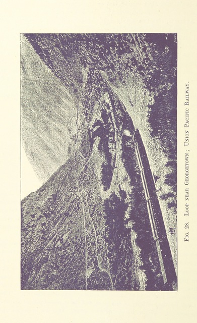 "Union Pacific Railway from ""The Yosemite, Alaska, and the Yellowstone ... Reprinted from ""Engineering."" [With a preface by J. Dredge, and with illustrations.]"""