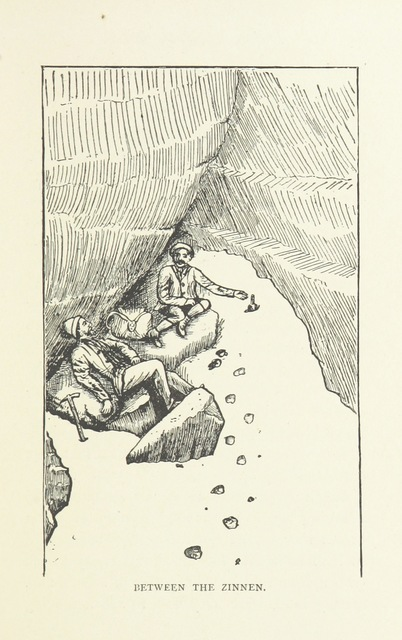 "People from ""Dolomite Strongholds. The last untrodden Alpine peaks ... With map and illustrations by the author"""