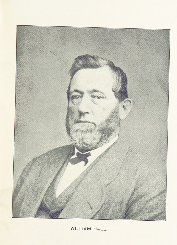 "Portrait from ""The Old Pike. A history of the national road, with incidents, accidents, and anecdotes thereon. Illustrated"""