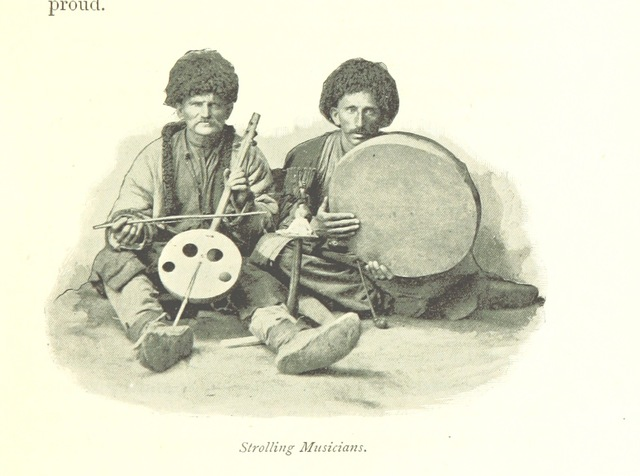 "musicians from ""From Batum to Baghdad viâ Tiflis, Tabriz, and Persian Kurdistan ... With illustrations and maps"""