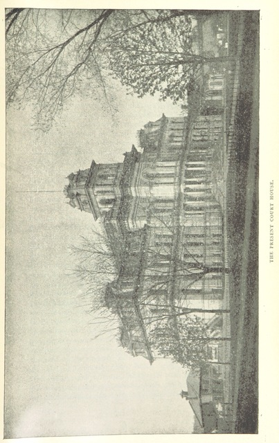 "courthouse from ""Historical Sketch of the County of Wentworth and the head of the lake"""