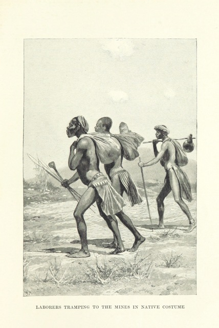 "Africans from ""White Man's Africa ... Illustrated by R. C. Woodville, etc"""