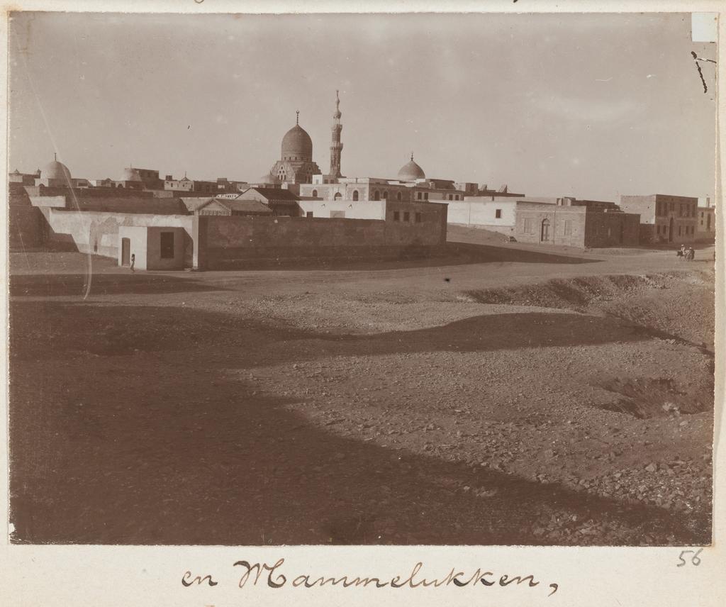 Graven van de Mammelukken, Caïro, Egypte