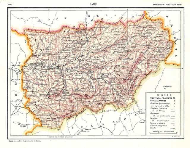 Jaén [Material cartográfico]