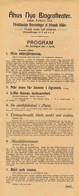 Åhus Nya Biografteater