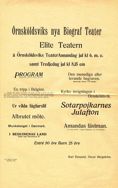 Örnsköldsviks Nya Biografteater
