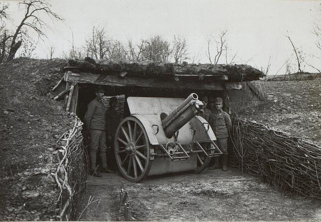 10cm M.14. Feld-Haubitze
