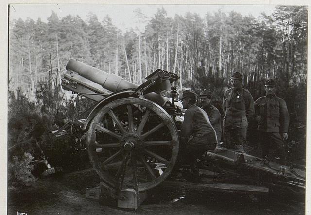 15cm M.14. Feld-Haubitze