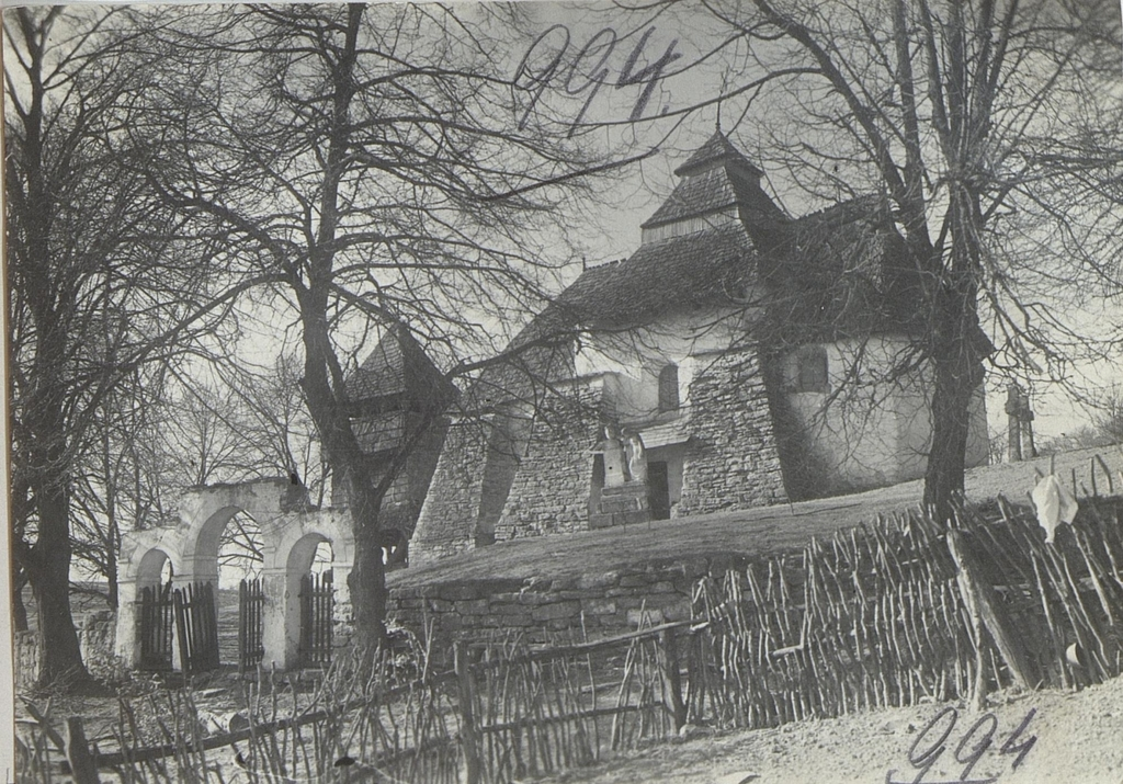 Alte gr.k.Kirche in Czesniki I.