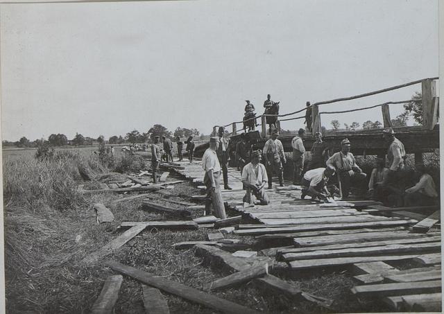 Die Styr Brücke wird durch Legen einer Ausweiche vergrössert