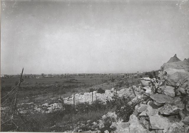 Kampfgebiet bei Monfalcone.25.6.17.