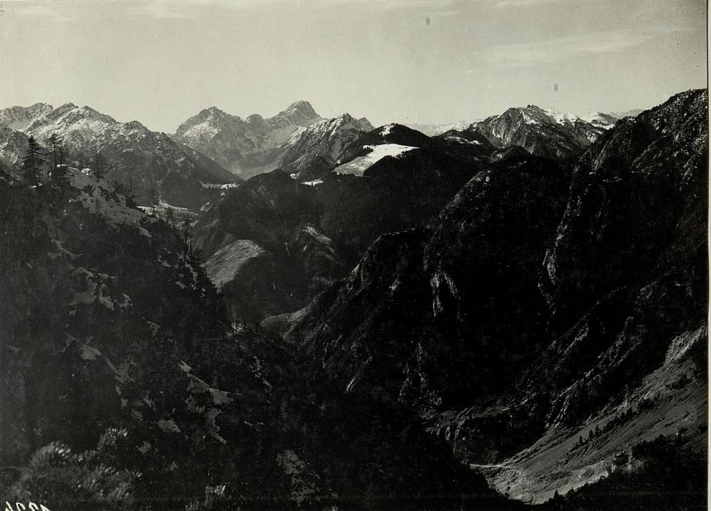 Orientierungsaufnahme von Cra.Glazat, Monte Cullar.