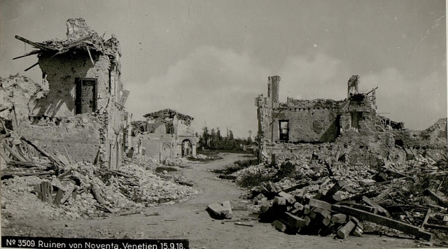 Ruinen von Noventa, Venetien