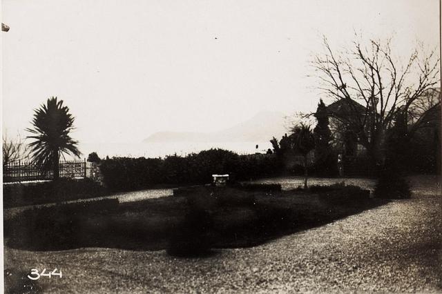 Schlosspark des Prinzen MIRKO in Antivari.