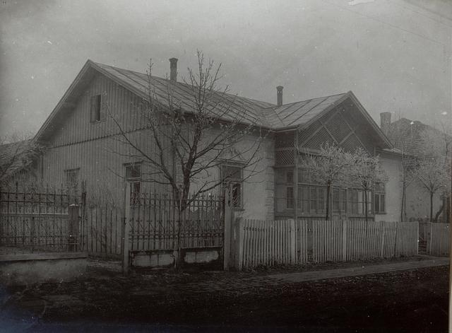 Wohnhaus Sr.Majestät des Kaisers in Kolomea