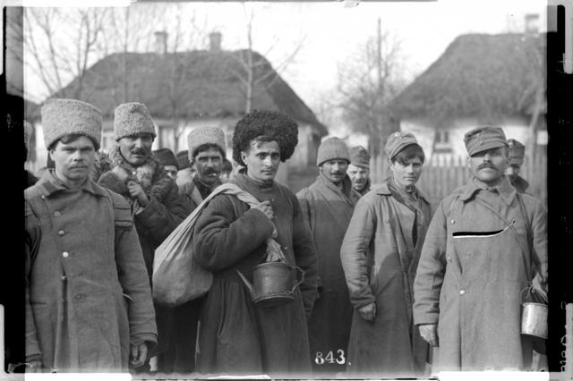 Heimkehrende aus der russischen Gefangenschaft