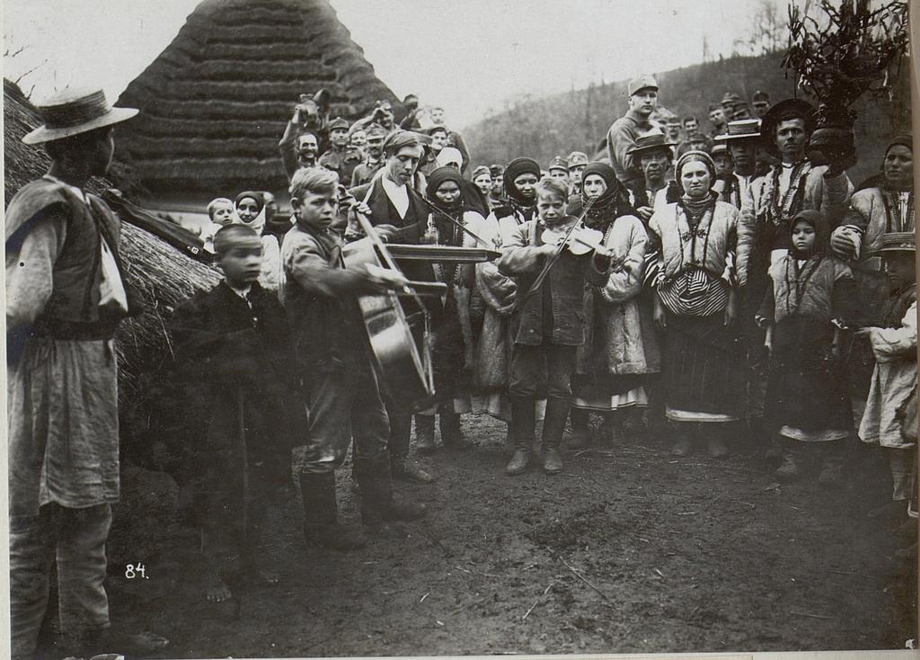 Hochzeit an der Front (Wolkowcze)
