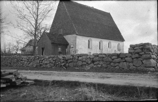 Kyrkorna i Sjss, Uppvidinge hrad, Smland - DiVA Portal